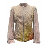 Airfield - Polina-Jacket regenjas roze degrade