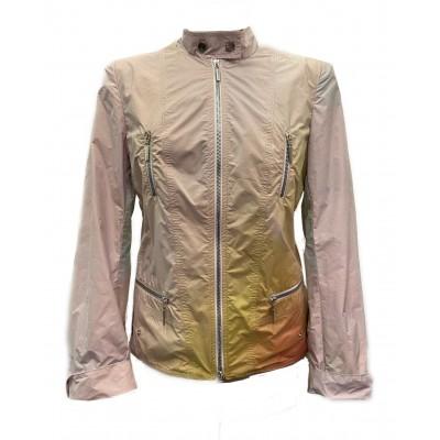 Airfield - Polina-Jacket regenjas roze degrade