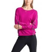 Marccain Sports - LS 48 06 J55 Shirt fuxia jersey