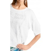 Marccain Sports - LS 4873 J38 - Shirt think happy