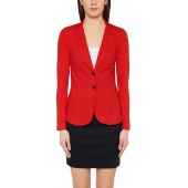 Marccain Sports - +E 3411J92 col 272 - Jacket rood