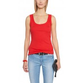 Marccain Sport - Top +E61 25 J50 col272 - Tanktop rood