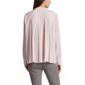 Marccain Sport - JS 55.03 W76  blouseseshirt met plissé