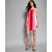 Ted Baker - angge - Fuchsia pink dress