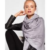 Ted Baker - Aubre XH8W/XV01 sjaal grijs strikjes