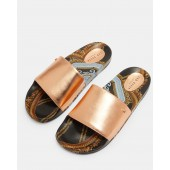 Ted Baker - Aveline black print - slipper