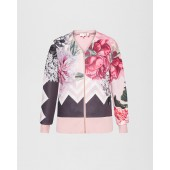 Ted Baker - Pakrom bomber jacket palace gardens print