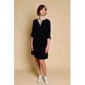 Ben ben - navy dress - 384