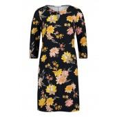 Betty Barclay - 6402 1134 8821 kleed geel en roze bloemen
