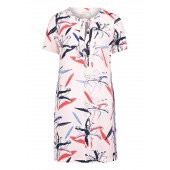 Betty Barclay - 1123 3044 4825 - Robe légère roze kleed met print