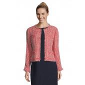 Betty Barclay - 4031 1046 4826 vest rood roze - chanel look