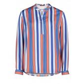 Betty Barclay - 8003 1117 8830 bloes wit blauw oranje strepen