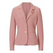Betty Barclay - 5007 0500 4468 Roze blaizer stretch ribbeltjes