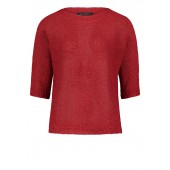 Betty Barclay - 5511 1590 Luchtige pull rood.