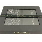 Calvin Klein - Giftbox luxe kousen studs - ECD543  zwart