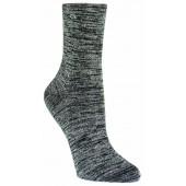 Calvin Klein - kousen-sokken -ECB502-6 Lurex zwart