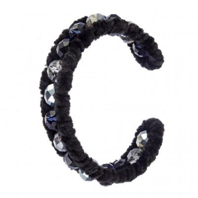 Like Jewellery - a3207 - Armband vloer zwart