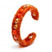 Like Jewellery - a3207 - Armband vloer oranje