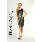 Frank Lyman - 63458 - Kleed zwart goud