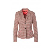Marccain Sports - MS 3404 J29 - Geruite blazer
