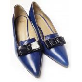 Noë - Nicole Pump - NI040808ZSNL - blue