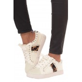 Relish - sneackers guccina - met studs