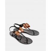 Ted Baker - Camaril - Sandaal met strik - zwart