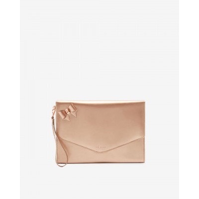 Ted Baker - Cersei - Envelope pouch - Rose gold