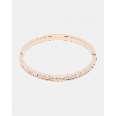 Ted Baker - Clemara - Armband rosé goudkleurig met Swarovski®