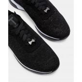 Ted Baker - Lyara Sneaker zwart metallic tricot look