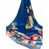 Ted Baker - Daiisy - sjaal print blauw