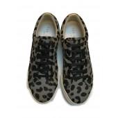 Ted Baker - Lephie - Sneakers grijs met dierenprint.