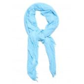 Titto - justina sjaal - Licht blauw