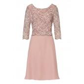 Vera Mont - 2232/3604/4452 - kleed roze met kanten