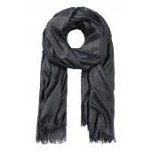 Vera Mont - stola - sjaal donker zilvergrijs - 28504985