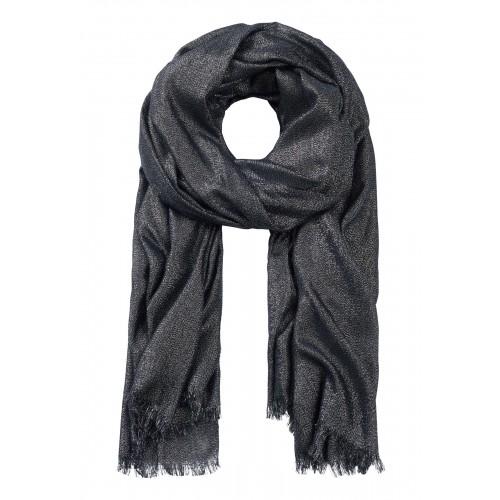 ac53a4c7adbed Vera Mont - stola - sjaal donker zilvergrijs - 28504985
