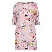 Vera Mont - 2116 4017 4844 - kleed roze met bloemen