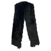 Betty Barclay - 4516 9159 lange zwarte bont sjaal